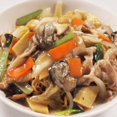麺orご飯料理(五目焼きそば)